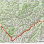 Austria Giro 2016 Tag eins