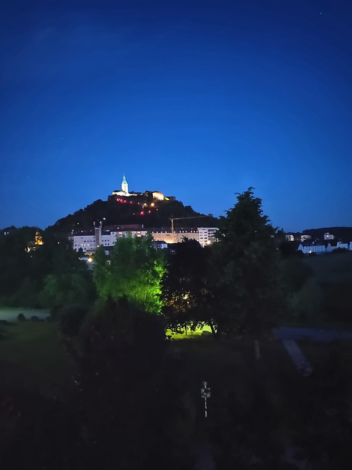 Güssing im Südburgenland