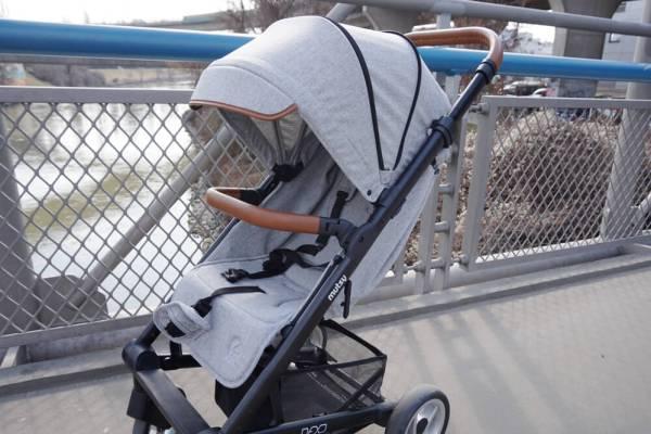 Kinderwagen-test Mutsy nexo