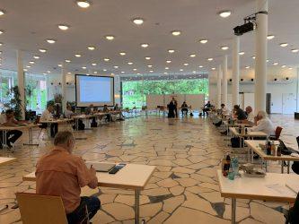 Präsentation, 2. Netzwerktreffen, Roland Dorn und Simon Sauer