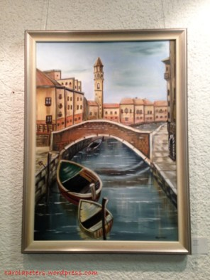 Margot Braun - Venedig