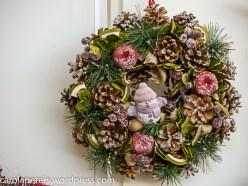 Wiebke Seelig - Weihnachtlicher Türkranz