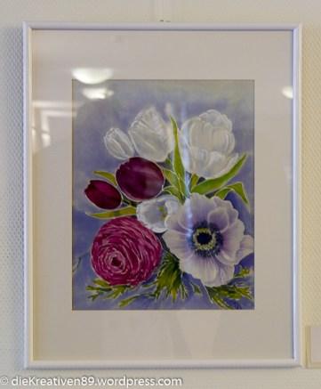 Nurhayat Artunc - Blumenstrauß
