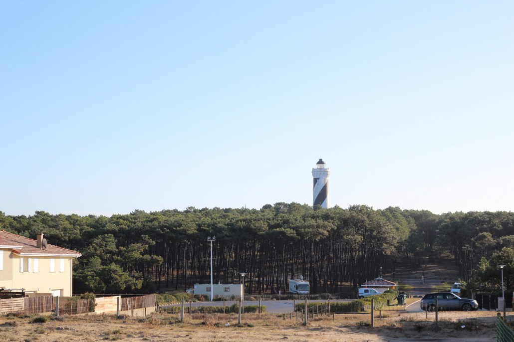 Wohnmobilplatz Frankreich Atlantik