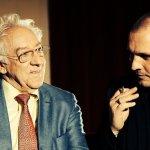 Dieter Hallervorden mit Tim Pröse (© Tim Pröse)