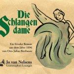 Jo van Nelsen, Die Schlangendame (Grafik CD Cover: Florian Kremers)
