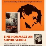 Sophie Scholl Hommage Teaser