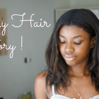 All About My Hair! (Hair Story)