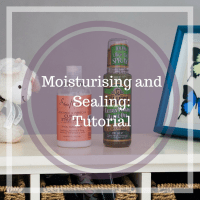 How to Moisturise and Seal (Tutorial-Video)