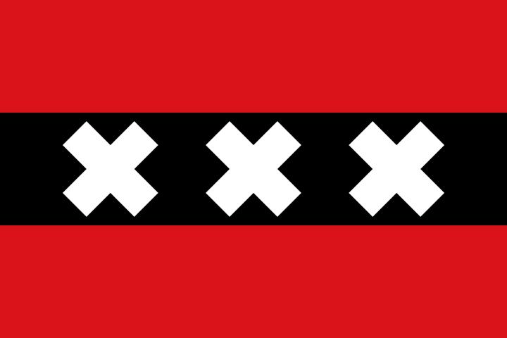 Asmterdam flag