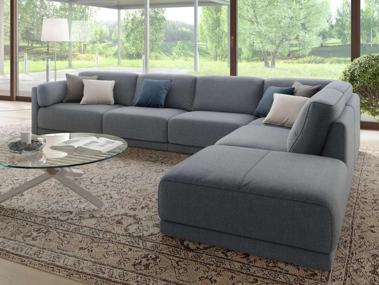Big Sofa Hochwertig Sofa Eckcouch Wohnlandschaft Arezzo U Form