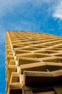 Foto von einem Hochhaus in Alicante.