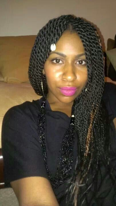 Havana Twist from Diena Simply Natural (DSN Braiding)