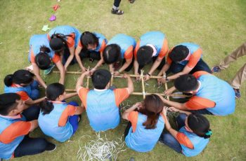 team building outdoor