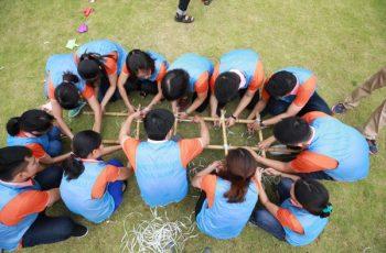 team building outdoor