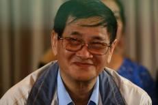 Nhà văn Vũ Thư Hiên