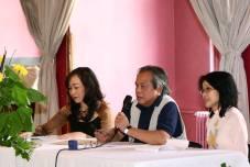 Mạch Nha, Kiệt Tấn, Đặng Mai Lan