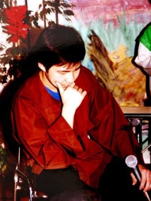 """Hiệp trong vở """"Bông cúc đen"""", truyện thiếu nhi của Khái Hưng, Bảo Trâm chuyển thể cải lương"""
