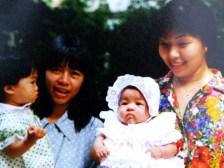 Mẹ Phương với Mai Chi, mẹ Thuận với Diễm Nhi