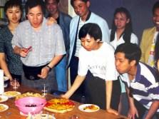 Mừng TVDH tròn 10 tuổi