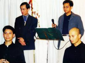 Lê Hoài Anh, Nguyên Đức, Linh Quang & Xuân Thành