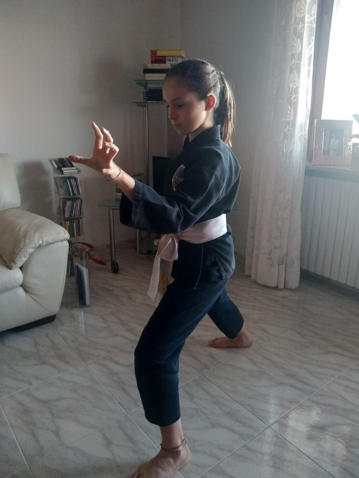 arti- marziali - allenamento a casa