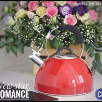 Ấm đun nước từ Newstar Romance WK-1801R
