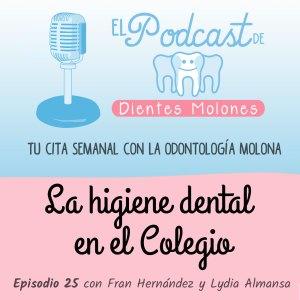 25. La higiene dental en el Colegio