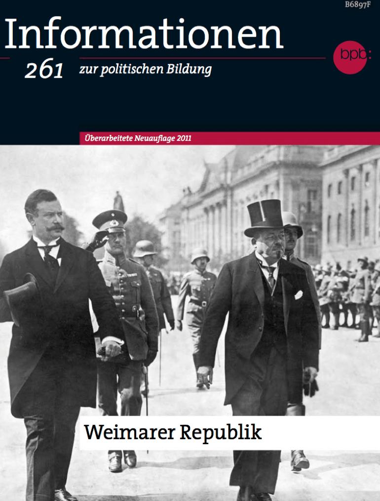 WeimarerRepublik
