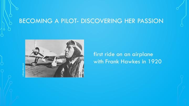 Amelia Earhart Folie11