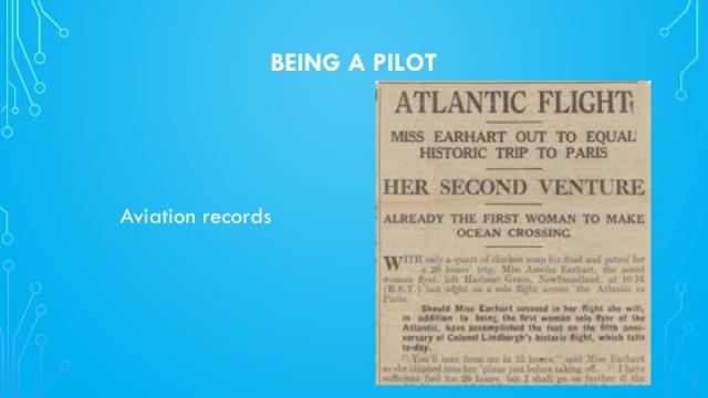 Amelia Earhart Folie15