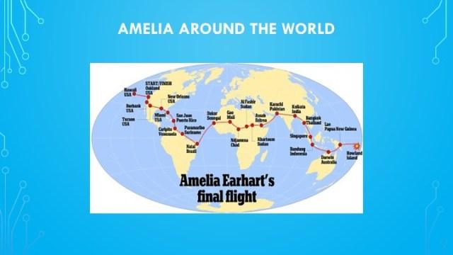 Amelia Earhart Folie17
