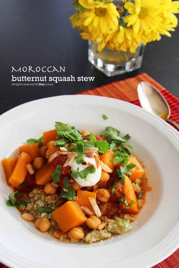 Morrocan stew