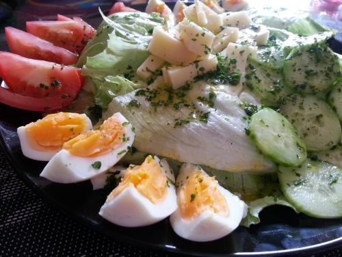Speckweg Tag 1251  Schnelle Kche mit Tomatensuppe