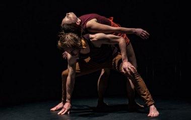 """Olga Swietlicka und Matej Kubus in """"Disappear"""" von silk fluegge © unbenannt"""