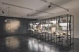 afo in Zusammenarbeit mit der freischaffenden Szenografin Leonie Reese, Kontaminierte Orte, Ausstellungsansicht afo. Foto Violetta Wakolbinger