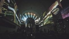 … mit Party und Diskurs Tag und Nacht für die freie Szene kämpft. Foto Lima Mike