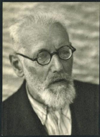 Max Nettlau, 1936 Fotos Max Nettlau Collection, International Institute of Social History (Amsterdam)