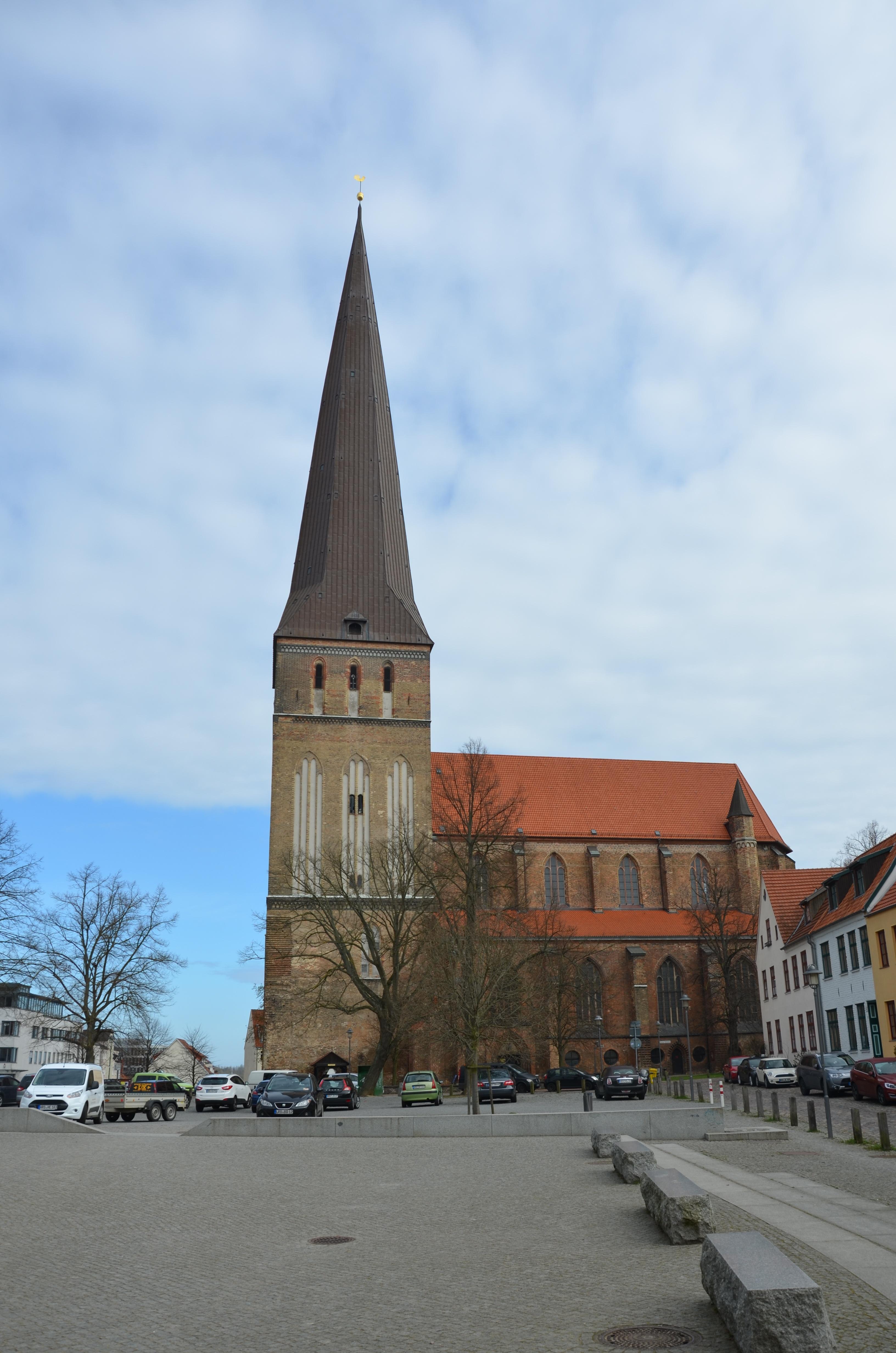 Die Petrikirche