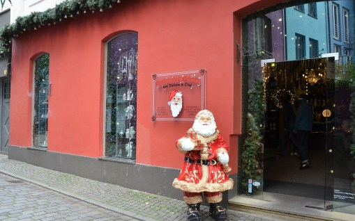 Der Weihnachstraumladen in Schnoorviertel
