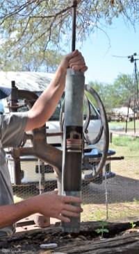 Wasserpumpensegment