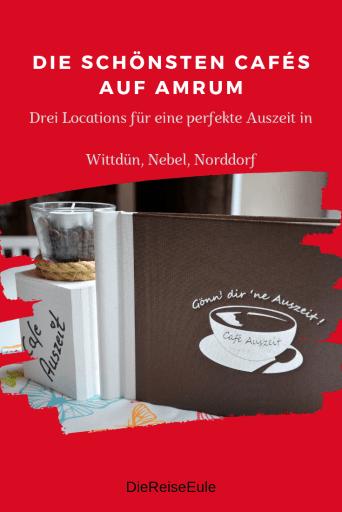 Die schönsten Cafés auf Amrum Pin