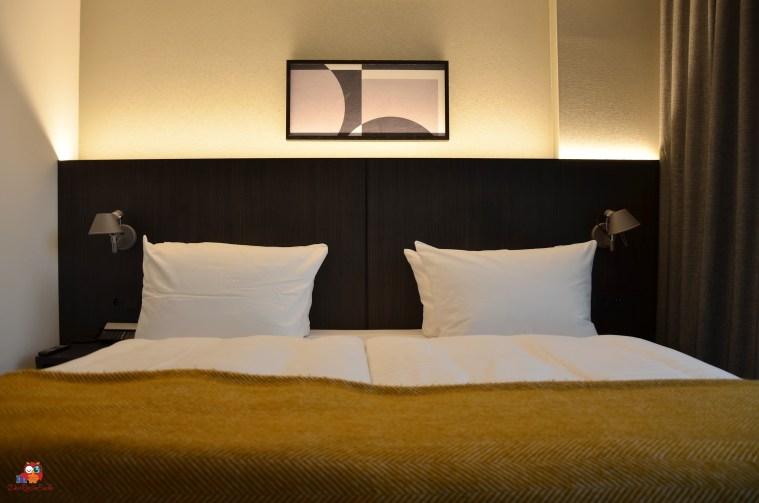 Doppelzimmer Adina Apartment Hotel Leipzig