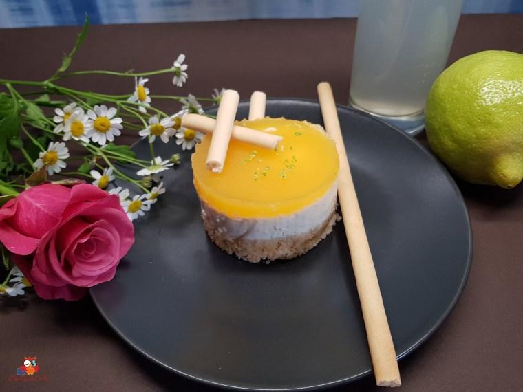 Zitronen-Grissini-Törtchen