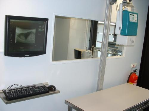 Digitale röntgenfoto - Dierenkliniek Winkelhof en Dierenkliniek Rijnwoude