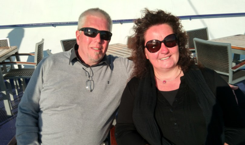 Peter (55 Jahre) und Heike (46 Jahre) aus Kassel