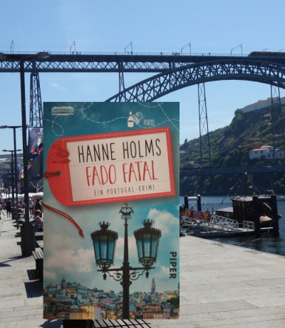 Buchkritik. Fado Fatal. Ein Portugal Krimi von Hanne Holms