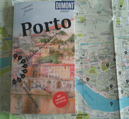Dumont Reiseführer Porto von Jürgen Strohmaier