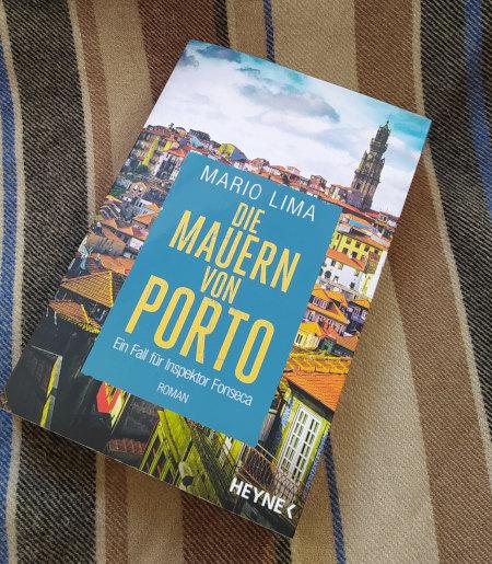 Die Mauern von Porto von Mario Lima