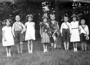 1932 Rudolf Heißenberg - Ilse Landerbarthold